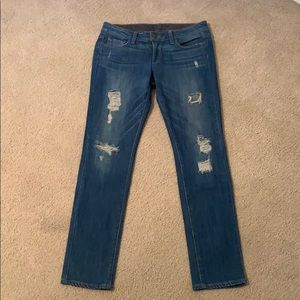 Women's PAIGE distressed jeans